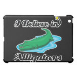 i believe in alligators cover for the iPad mini