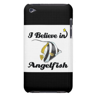 i believe in angelfish iPod Case-Mate case