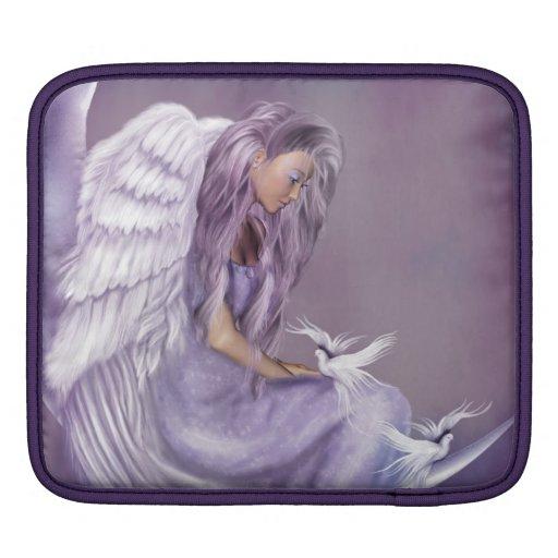 I Believe In Angels iPad Sleeves