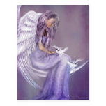I Believe In Angels Post Card