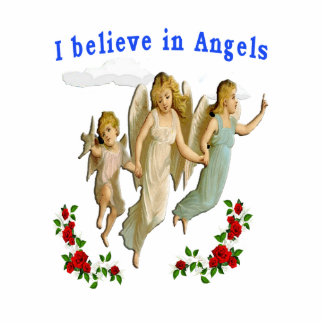 I believe in Angels Statuette