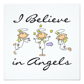I Believe in Angels T-shirts and Gifts Card