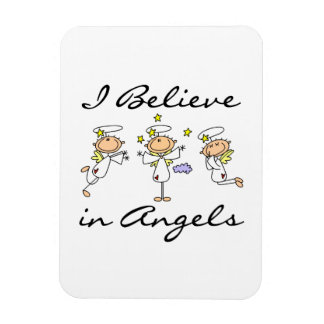I Believe in Angels T-shirts and Gifts Magnet