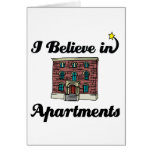 i believe in apartments cards