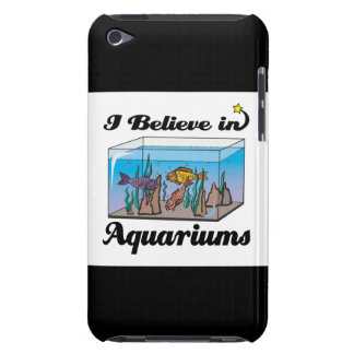 i believe in aquariums iPod touch covers