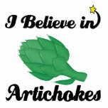 i believe in artichokes photo cutouts