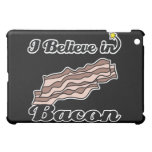 i believe in bacon cover for the iPad mini
