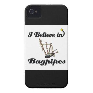 i believe in bagpipes iPhone 4 Case-Mate case