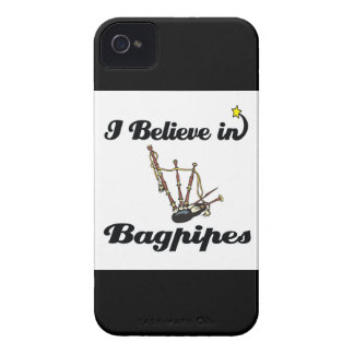 i believe in bagpipes iPhone 4 cover
