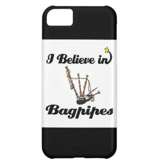 i believe in bagpipes iPhone 5C covers