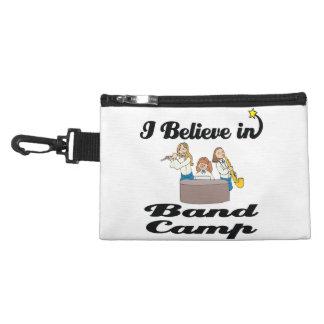 i believe in band camp accessories bag