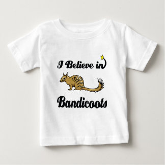 i believe in bandicoots t-shirt