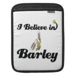 i believe in barley sleeve for iPads