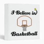i believe in basketball binder