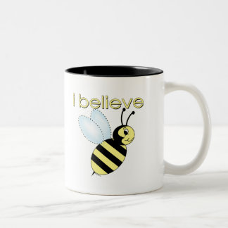 I believe in Bees Coffee Mugs