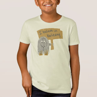 i believe in believing T-Shirt