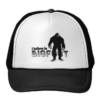 I believe in BIGFOOT Mesh Hats