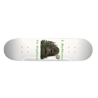 I believe in Bigfoot Skateboard Deck