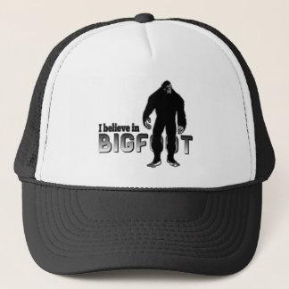 I believe in BIGFOOT Trucker Hat
