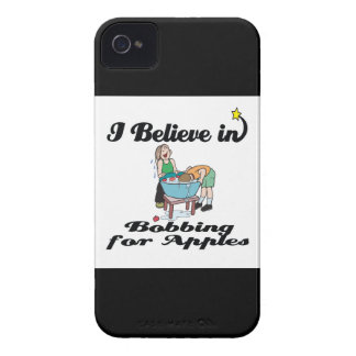 i believe in bobbing for apples blackberry bold case