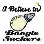 i believe in boogie suckers photo sculptures