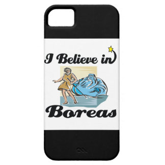 i believe in Boreas iPhone SE/5/5s Case