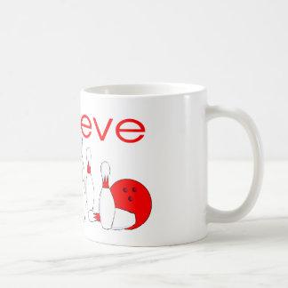 I believe in Bowling Mugs