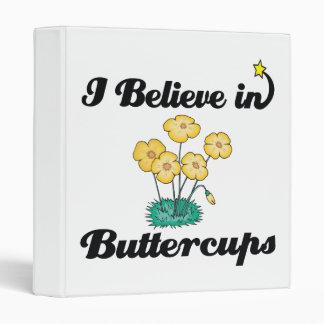 i believe in buttercups binder