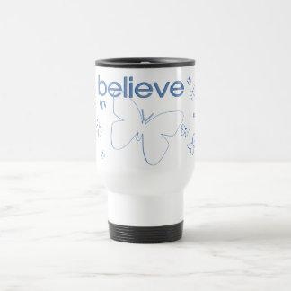 I believe in Butterflies Coffee Mug