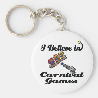 i believe in carnival games keychains