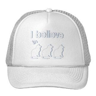 I believe in Cats 1 Trucker Hat