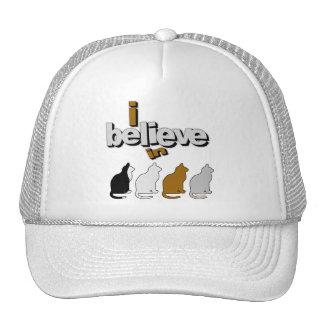 I believe in Cats 2 Trucker Hat