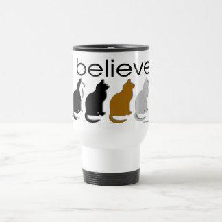 I believe in Cats 3 Mug