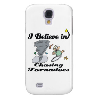 i believe in chasing tornadoes samsung galaxy s4 cover