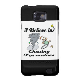 i believe in chasing tornadoes samsung galaxy SII cases