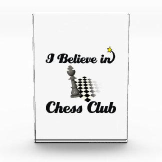i believe in chess club awards
