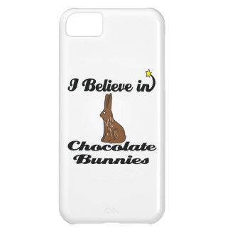 i believe in chocolate bunnies case for iPhone 5C