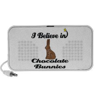 i believe in chocolate bunnies speaker system