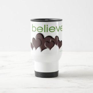 I believe in Chocolate Coffee Mug