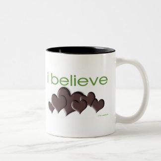I believe in Chocolate Mugs