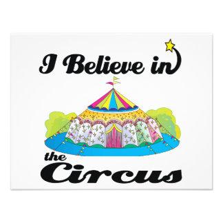 i believe in circus announcement