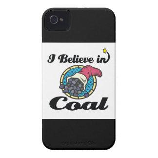 i believe in coal iPhone 4 covers