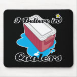i believe in coolers mouse pad