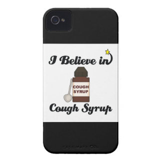 i believe in cough syrup Case-Mate iPhone 4 case