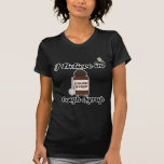 i believe in cough syrup tee shirt