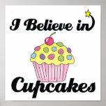 i believe in cupcakes print
