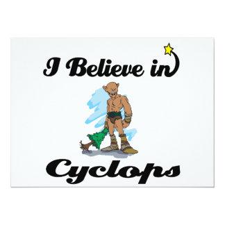 i believe in cyclops invites