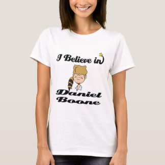 i believe in daniel boone T-Shirt