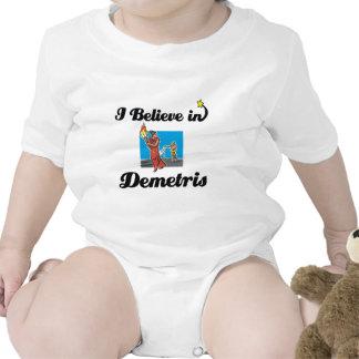 i believe in demetris rompers