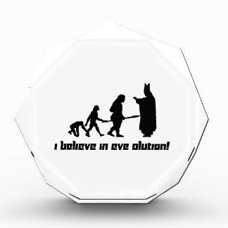 I believe in Eve olution! Award